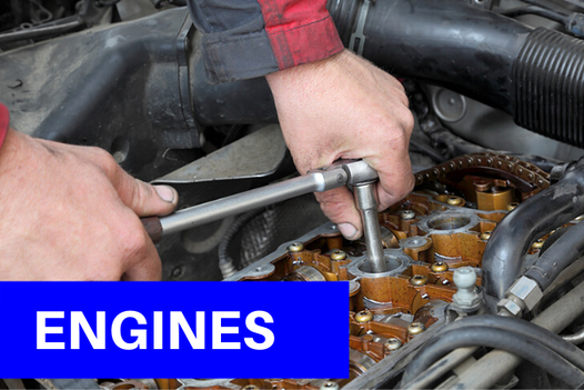 Engine repairs in swindon at PJS Autos